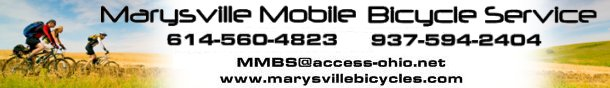Marysville Mobile Bicycle Service